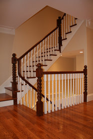 Vintage Millwork Corp. Of Dracut, Massachusetts Creates Custom Staircases  And Stair Parts For The Home Building And Remodeling Industries.